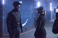 10.Arrow Dangerous Liaisons Oliver et Felicity