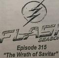 The flash 3.15