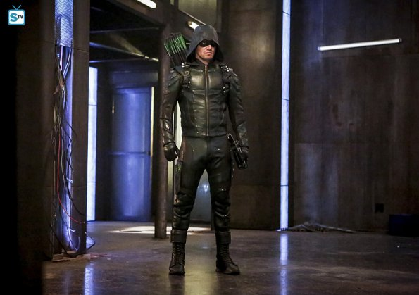 Costume de Green Arrow