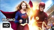 """Supergirl 1x18 Promo """"Worlds Finest"""" (HD) The Flash Crossover"""