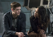 18.The Flash Cause and Effect Barry et Iris