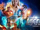Saison 3 (Legends of Tomorrow)
