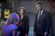 8.arrow.code of silence smoke The et Oliver