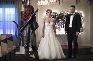 2.Arrow Broken Hearts Oliver, Felicty et Cupid