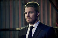 7.arrow.code of silence Oliver