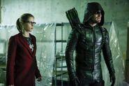 Arrow-Midseason-Premier-Photos-Show-Olive-Queen-Face-Prometheus-with-Mister-Terrific-and-Felicity-3