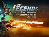 Saison 1 (Legends of Tomorrow)