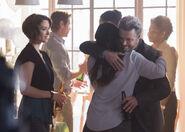 7.Supergirl Far From The Tree Alex, Maggie et Oscar Rodas