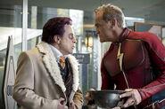 1.The Flash The Present-Trickster-3 et Jay Garrick-3