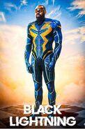 Poster 000.00 Black Lightning