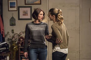 16.Supergirl Homecoming Alex et Kara