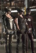Arrow-crossover-legends-yesterday-episode