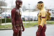 11.The-Flash-Untouchable-Flash et Kid Flash