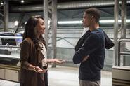 3.The Flash Dead or Alive Iris et Warry
