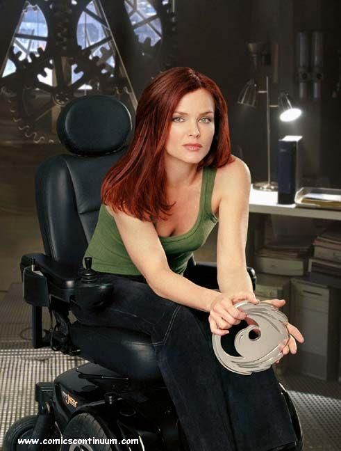Barbara Gordon (Terre 203)