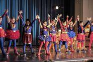 10.Supergirl The Faithful fillettes