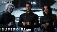 Supergirl Legion Of Superheroes Extended Trailer The CW
