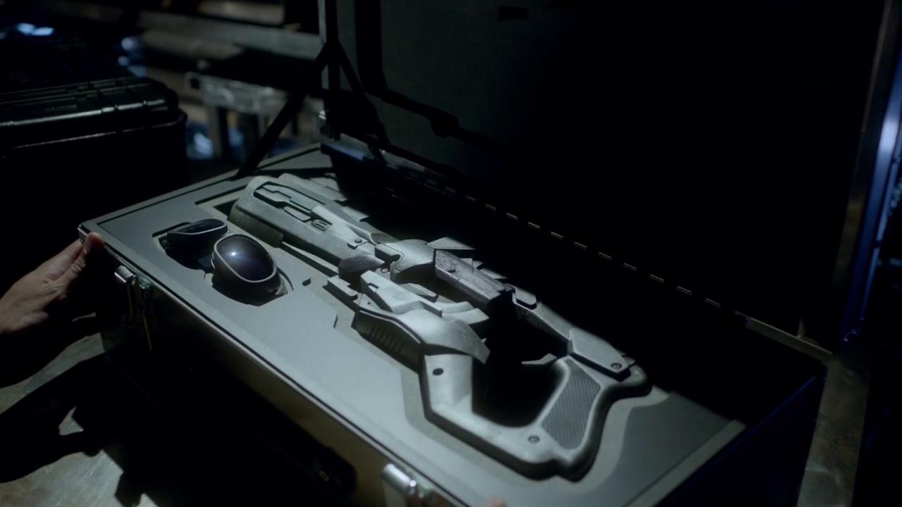 Pistolet givrant