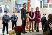 1.Thanksgiving Arrow Oliver, William et Felicity