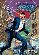 Christopher Chance aka Human Target comics