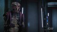 Gary Green alien form