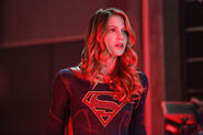 5.Supergirl The Martian Chronicles Supergirl