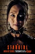 Stargirl Season 1 Poster Tigress