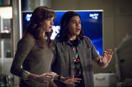 11.The flash Trajectory Caitlin et cisco