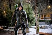 12.Arrow The Sin-Eater Green Arrow