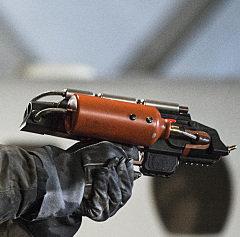Pistolet lance-flamme