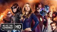 "The Flash, Arrow, Supergirl, DC's Legends of Tomorrow ""4 Night Crossover"" Sneak Peek HD"
