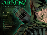 Arrow Saison 2.5 (Comics)