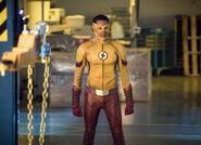 6.The Flash Mixed Signals Kid Flash