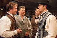 8.LOT Freackshow Barnum, Nate, Jax et Ray