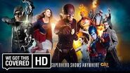 """The Flash, Arrow, Supergirl, DC's Legends of Tomorrow """"4 Night Crossover"""" Extended Promo HD"""