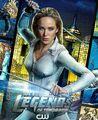 Poster Legends of Tomorrow Sara Lance