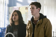 6.The Flash I Know Who You Are Cisco Ramon et Barry Allen