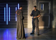 9.Supergirl-In Search Of Lost Time-M'yrnn et J'onn
