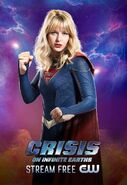 Poster perso Supergirl
