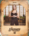DC's Legends of Tomorrow Season 5 - Where would the Legends be without their captain