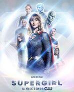 Supergirl Poster Saison 5