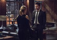 1.Arrow Dangerous Liaisons Felicity et Oliver