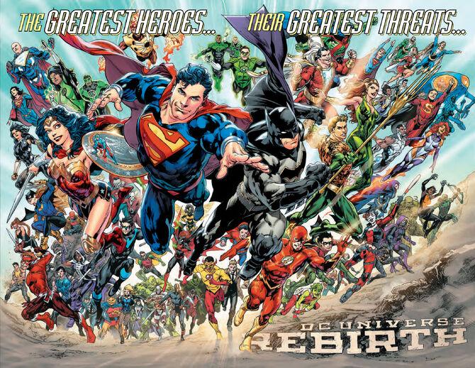 Comics DC