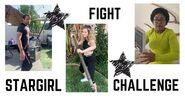 STARGIRL FIGHT CHALLENGE Brec Bassinger