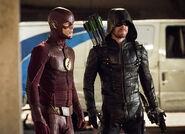 26.The Flash Invasion The Flash & Green Arrow