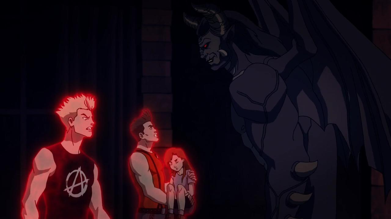 Episode 4 (Constantine)