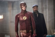 9.The Flash I Know Who You Are Flash et Joe