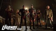 DC's Legends of Tomorrow Comic-Con® 2017 Video The CW