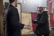 10.the flash the new rogues mastermiror & captain cold