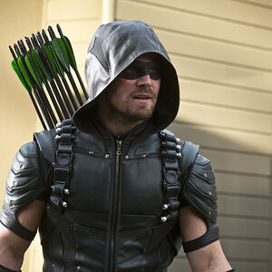 16.arrow Lost in the Flood-green arrow.jpg